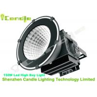 China 150W Dimmable Led High Bay Induction Lighting Cool White Meanwell Power IP65 on sale