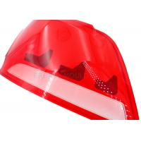 Attractive 2K Automotive Injection Mold Tail Light Rear Lamp ISO 9001 Manufactures