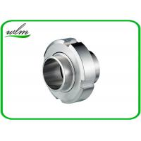 High Grade Polishing Sanitary Union Connection Stainless Steel Sanitary Fittings Manufactures