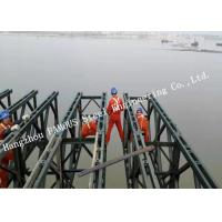 Customized Design Prefabricated Steel Structure Bailey Bailey Long Span Construction Manufactures