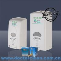 1000ml Plastic Healthcare Medical and Surgical Hygiene Disinfection Alcohol Sanitizer Dispenser Manufactures