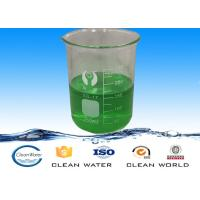Green Liquid Clean Water Natural Chemical Deodorizer Density 0.99 With BV ISO For Water Treatment Manufactures