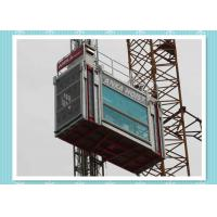 High Performance Construction Hoist Elevator For Bridge / Tower Manufactures