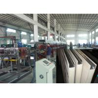 Continuous PU Polyurethane Foam Sheets Sandwich Panel Production Line