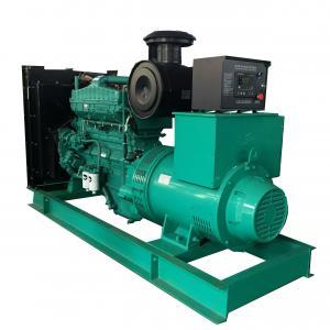 400V 3 Phase Cummins Diesel Generator 280KW / 350KVA Electrical Generator Set Manufactures