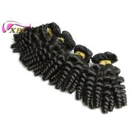 Baby Curl Peruvian Virgin Hair Extensions 1b Colour Shedding Free And No Tangle
