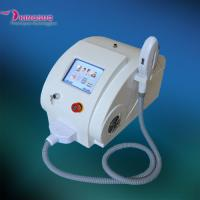 Buy cheap Portable OPT IPL Freckle Removal/Vascular Removal/Hair Removal Body Treatment Machine from wholesalers