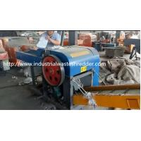 Buy cheap 5.5KW Industrial Scrap Cardboard Shredding Machines For Animal Bedding from wholesalers