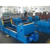 Movable Pipe Welding Rotator 5T - 600T For Wind Tower Welding Manufactures