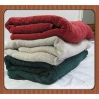China Organic Bamboo Towel in various shapes and designs for advertising gift on sale
