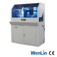 pvc sheet cutting machine Plastic Card VIP Visiting Card automatic card cutter 	id card cutter machine Manufactures