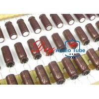 Ripple Current 55mA Audio Electrolytic Capacitors 120UF 50V RJH Series Manufactures