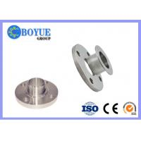 Forged Stainless Steel Flange ASTM A182 F91 A 6' 1500# Lap Joint Flange Stub End Manufactures