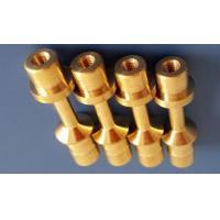 Standard CNC Mechanical Parts Turning Type Brass Machined Components Eco Friendly Manufactures