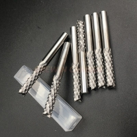Carbide Corn-Teeth PCB End Mill/Radius Router Bits/Corner Rounding End Mills Manufactures