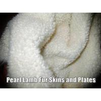 Pearl Lamb Fur Skins and Plates Manufactures