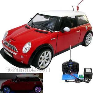 Remote Radio Control Car Toys (R/C Toys) - 1: 10 RC Car Toy Mini Cooper 22338S (RCC65881) Manufactures