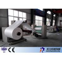 Disposable PS Foam Sheet Machine PS Foam Extruder For Plate / Bowl / Container Manufactures