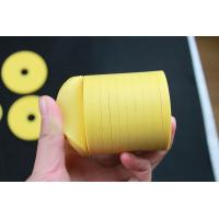 High Density Polyurethane Foam Products Elastomer Automotive Brake Damper For Shock