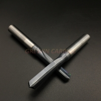 HRC45 Tungsten Solid Carbide Straight Flute Reamer Manufactures