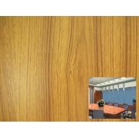 Buy cheap PVC Woodgrain Decorative Sheet from wholesalers