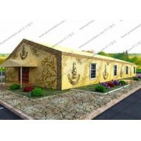 Colorful Painting Decoration Event Tents PVC Cover For Outdoor Hajj Manufactures