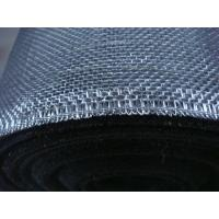 custom aluminium alloy window screen mesh Waterproof metal screen mesh Manufactures