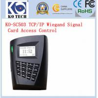 SC503 Standalone Door Access Control System with Card Reader Manufactures