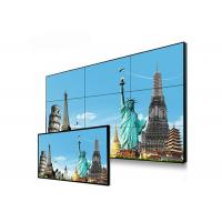 China 46 Inch Multi Screen Video Wall RS232 Remote Control 60000 Hrs For Restaurants on sale