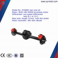 Quality e tricycle complete kit e- rickshaw parts/ axle/ controller/head light/ rim/ / for sale