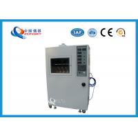 IEC 60587 Stainless Steel High Voltage Automatic Tracking Testing Equipment / Test Machine Manufactures