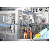 China Auto Glass Milk Bottle Filling Machine Vertical Filling Machine For Beverage / Mineral Water on sale