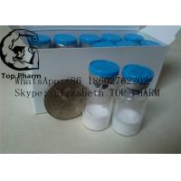 China CAS:87616-84-0  2mg/vial  GHRP-6 Acetate White powder  Gain musles  Growth hormone releasing on sale