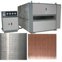 Aluminium Sheet Polishing with Scrotch-Brite Roller Manufactures
