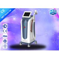 Cheap 755Nm 808nm 1064nm Diode Laser Hair Removal Machine With Germany Laser Bar for sale