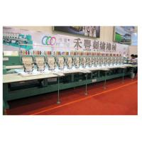 Computerized Multi Head Sequin Embroidery Machine for Clothes Tee Shirt Manufactures
