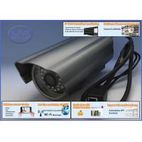 """UVI-IP06M Outdoor Waterproof 1/5"""" Color CMOS Sensor IP Network Cameras with 0.5 Lux, Glass Lens Manufactures"""