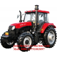YTO 140hp Middle Farm Tractor LX1404 Agriculture Farm Machinery Manufactures