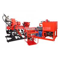 Light Weight Underground Drill Rigs Full Hydraulic Control 10-200m Depth Manufactures