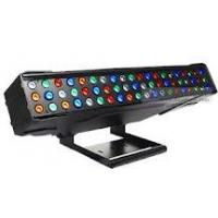 IP65 RGB / RGBW 5W*60 Led Wall Washer Stage Lighting fixtures Systems with 15 / 30 degree Manufactures