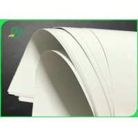 80gsm 150gsm White Matte Paper Soft Surface For Making Labels Manufactures