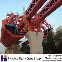 Famous manufacturer trussed overhead Interchange movable scaffolding system used in bridge construction Manufactures