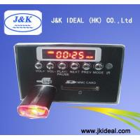 JK6890 For Speaker USB host AUX FM MP3 panel Manufactures
