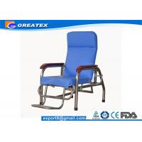 Ortable Hospital Height Adjustable blood collection / Hemodialysis Chairs Manufactures