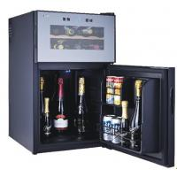 8 Bottles Wine Cooler with mini bar 2in1 (Thermoelectric Wine Cooler Wine Cellar)