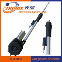 fender mount car power antenna/ am fm antenna with pcb control TLA1037 Manufactures