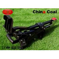 Black Logistics Equipment Remote Control Golf Trolley With Aluminum Frame Manufactures