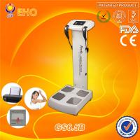 GS6.5B 25 test items body composition analysis machine in House-Service Detector Tester Manufactures