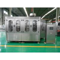Fully Automatic Water Bottle Filling Machine 10000 Bottles Per Hour PLC Control