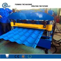 PLC Control Tile Roll Forming Machine Manufactures